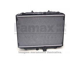 Radiador H100/ L300 (Alumínio)
